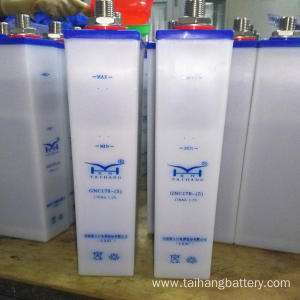 extra high discharge rate110ah NICD battery for sale