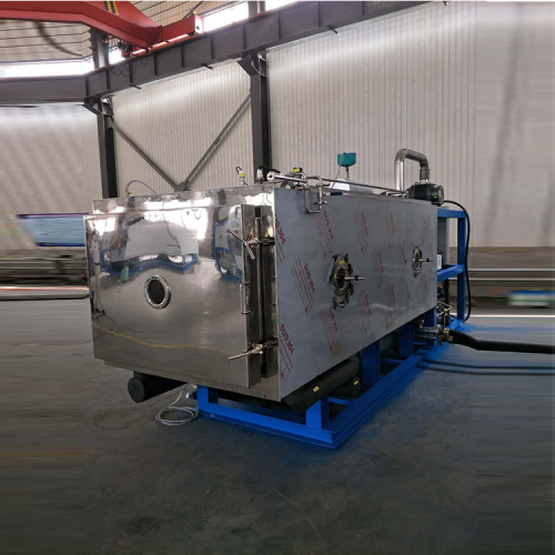 Industrial vacuum freeze drying machine for food