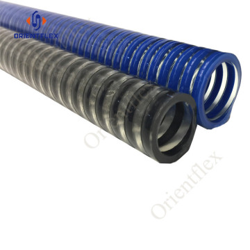 3 inch flexible pump water suction intake hose
