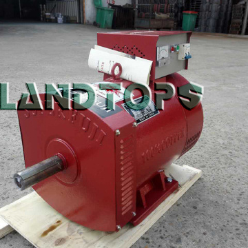Factory directly for China ST Series Single Phase Alternator,Single Phase AC Generator,Single Phase Ac Dynamo Supplier 230V ST-5KW Single Phase 5kva Generator Price supply to India Factory