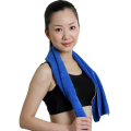 custom sport towel microfiber with bag