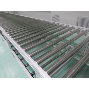 Gravity Conveyor Rollers Straight Line