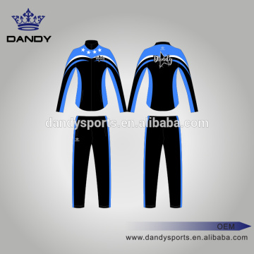 Custom Polyester Cheerleader Sublimated Jacket
