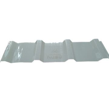Roof Canopy Polycarbonate Sheet Plastic Roofing Material