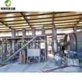 What is Pyrolysis Oil Reaction Process