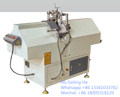 Mullion cutting saw