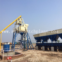 New Delivery for Concrete Batching Machine 50 Fixed Concrete Batching Plants supply to Ghana Factory
