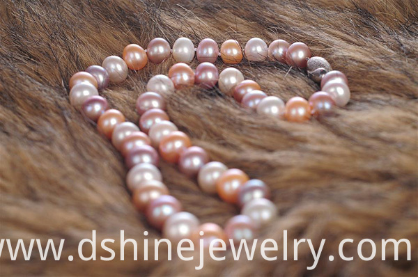 Freshwater Pearl Jewelry Necklace