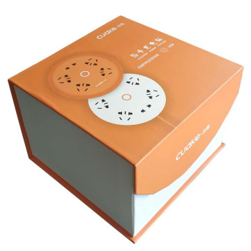 multi-hole smart power strip gift box