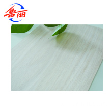 Factory Supply for Commercial Bamboo Plywood 18mm okoume poplar core commercial plywood supply to India Supplier