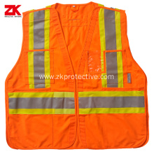 ANSI 3m Disposable reflective safety vests