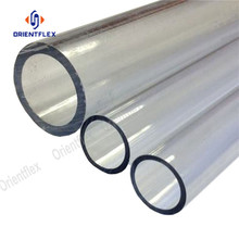 Rigid transparent PVC tube hose