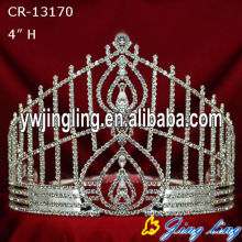 Fashion New Design Custom King Crowns