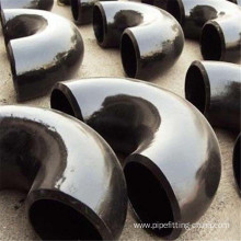 Carbon steel ASTM Buttwelding 180 degree Black Elbow