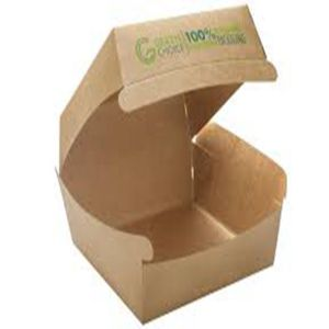 Good Quality for Food Paper Box Wholesale price burger fast food paper box export to Faroe Islands Wholesale