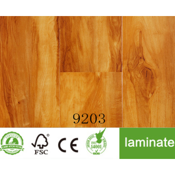 Embossed Surface Laminate Wood German Flooring