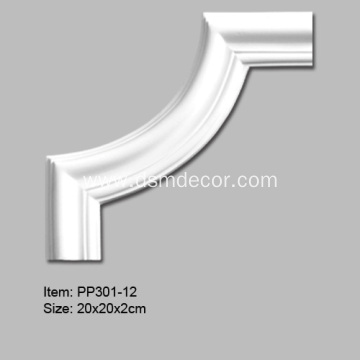 Decorative Panel Moulding Corners