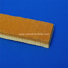 Pbo Felt Pads For Aluminium Extrusions