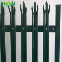 Discount Price Pet Film for High Quality Palisade steel fence palisade fences MESH supply to Bouvet Island Manufacturer