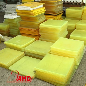 Abrasion Resistance Clear Polyurethane Sheet Plate Price