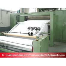 China New Product for China Spunbond Nonwoven Line,Single Beam Spunbond Nonwoven Line,S2400 Nonwoven Fabric Line Supplier S2800 polypropylene spun-bonded nonwoven machine export to Panama Exporter