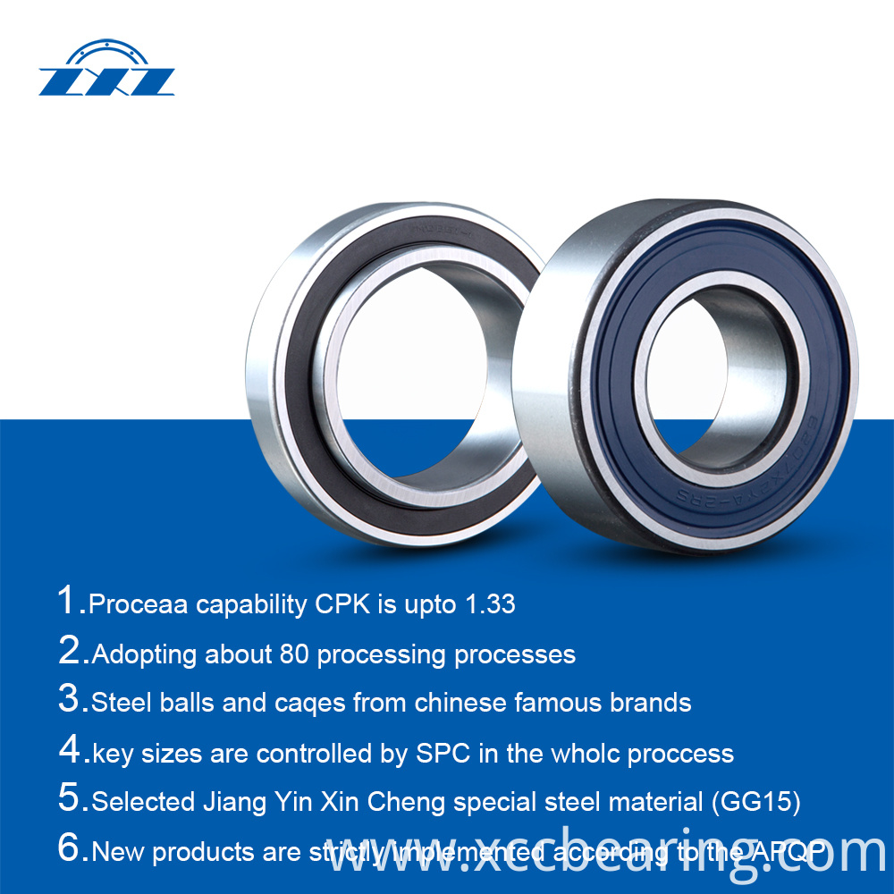 Automotive Propeller Shaft Bearings