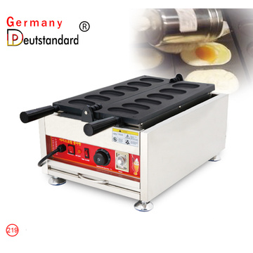 Egg trat waffle making machine for sale