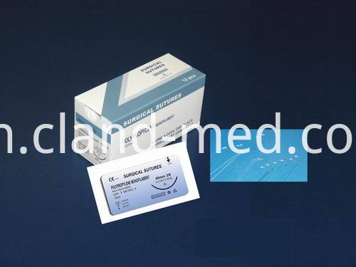 Cl Ss0006 Polypropylene Suture 3