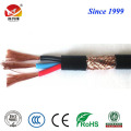 RVVP flexible shield electrical wire and cable