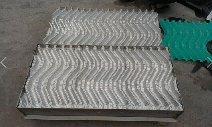 S Wave Cooling Tower Packing