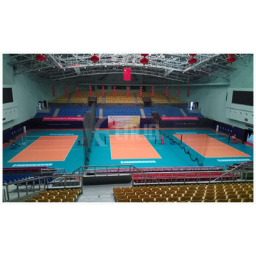 FIVB Reconmended Volleyball Court Mat Sports Flooring