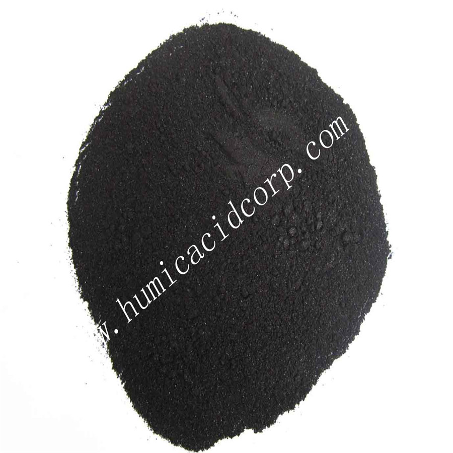 50% Humic acid powder granule for selling