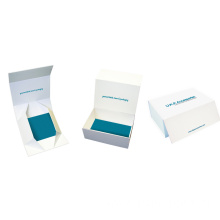 Fancy Design Flat Packaging Rigid Box