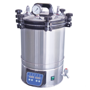 Portable steam sterilizer sales