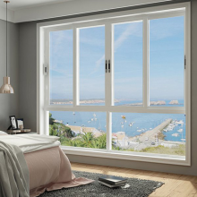 Lingyin Construction Materials Ltd aluminum slide and swing casement window  aluminum window price for nepal market
