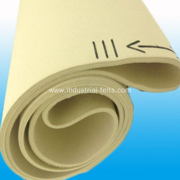 Seamless Heat Resistant Felt For Printing Machine