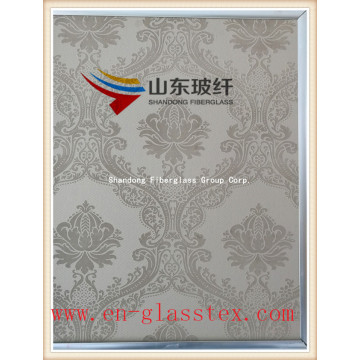 Fantasy wallcovering fiberglass  glasstex