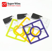 Non Slip Flexible Silicone Pot Holder Hot Pads