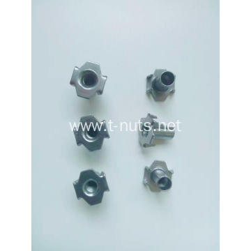 Stainless steel Rectangular Plane Tee nuts