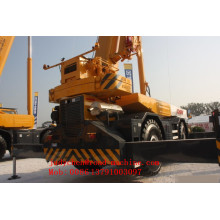 XCMG RT60 All Wheel Drive Rough TerrainCrane