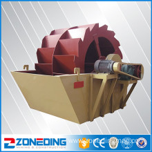 Hot sale for Sand Washing Machine River Gravel Sand Washing Machine Design supply to Gambia Factory