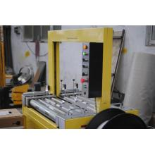 Best Price for for Fully Auto Strapping Machine,Fully Auto Packaging Machine,Fully Automatic Strapping Machine Manufacturers and Suppliers in China pp carton box strapping machine supply to Faroe Islands Factory