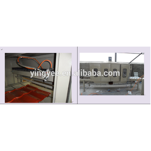 Coated Steel Roof Tile Forming Machine