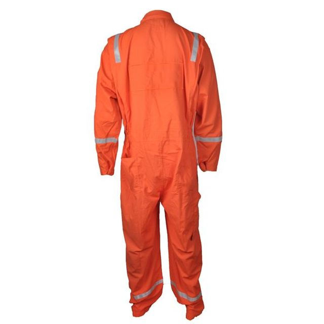 oil resistant working uniform clothes for engineer
