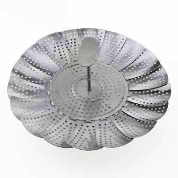Stainless Steel Vegetable Steamer Basket