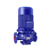 ISG  single suction vertical pipeline centrifugal pump