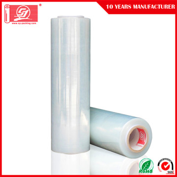 PE/LLDPE Stretch Wrap Film for Machine Use