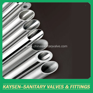 Sanitary seamless tubes ISO1127 stainless steel