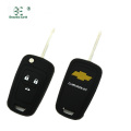 Cheap Multicolor Silicone Car Key For Sale