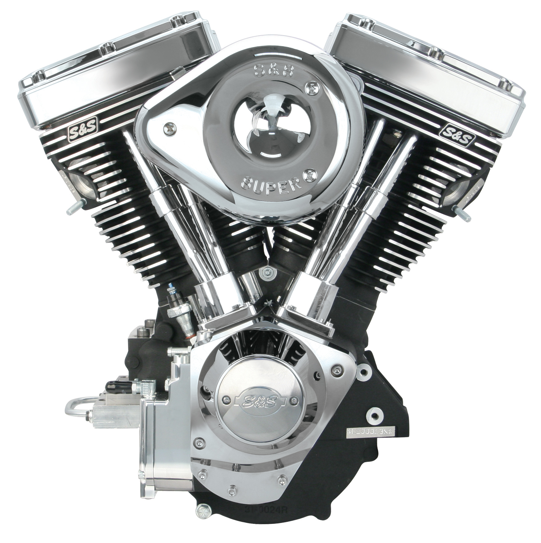 Engine for motorcycle